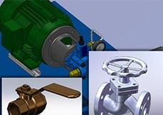 SolidWorks 2008 Tubulação Mecânica (Routing)