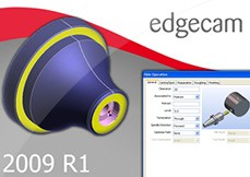 Torneamento CAM com Edgecam