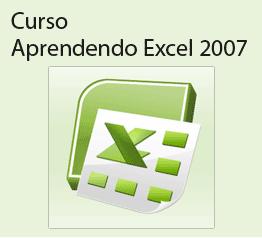 Aprendendo Excel 2007