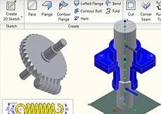 Inventor 2010 Design Accelerators