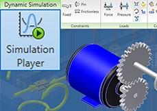 Inventor 2010 Simulação Dinâmica