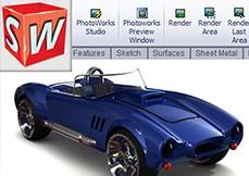 SolidWorks 2010 Renderização com PhotoWorks