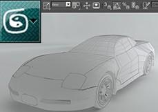3ds Max 2010 - Modelamento de carros