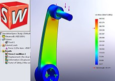 SolidWorks 2010 SimulationXpress