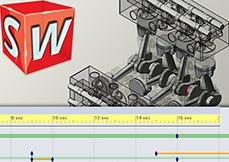 SolidWorks 2010 Animação