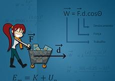 Física Fundamental - Trabalho e Energia