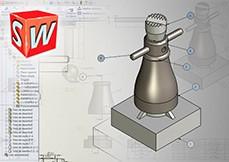 SolidWorks 2011 Português - Exemplo Prático