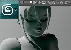 3ds Max 2012 - Modelamento de Personagens