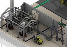 Conceitos e Projeto para Rede de Ar Industrial