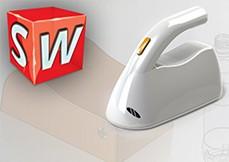 SolidWorks 2012 Técnicas para Modelar Peças Plásticas