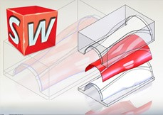 SolidWorks 2012 Moldes