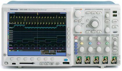 Osciloscópio Digital Tektronix MSO4104