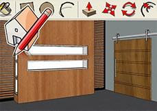 SketchUp 8 - Projeto de Interiores