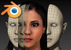 Blender - Modelagem de Faces