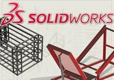 SolidWorks 2013 Estruturas Metálicas e Soldas
