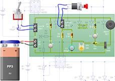 Desenvolvimento de Circuito Impresso no Circuit Wizard