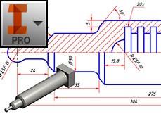 Inventor 2014 - Detalhamento no Padrão ABNT