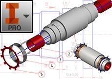 Inventor 2014 - Detalhamento Avançado no Padrão ABNT
