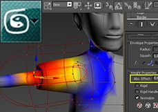 3ds Max 2013 Rig de Personagem