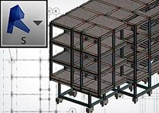 Revit Structure 2014 Modelamento de Projeto
