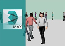 3ds Max 2015 Populate