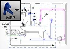 Revit MEP 2014 - Mecânica, Elétrica e Hidráulica