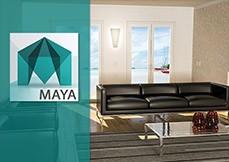 Maya 2015 Iluminação