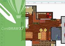 CorelDRAW X7 Planta Baixa Humanizada