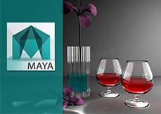 Maya 2015 Caustics