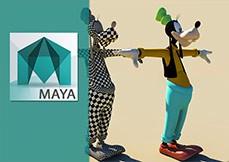 Maya 2015 Mapeamento UV