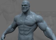 Personagens 3D para Games - Anatomia