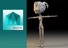 Maya 2016 Modelagem de Personagem