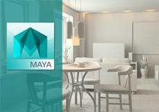 Maya 2016 Modelagem de Interiores