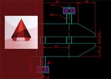 AutoCAD 2016 2D Exemplos Práticos para Iniciantes