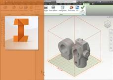 Inventor 2016 Impressão 3D Básica