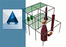 AutoCAD Plant 3D 2016 Criação de Equipamentos