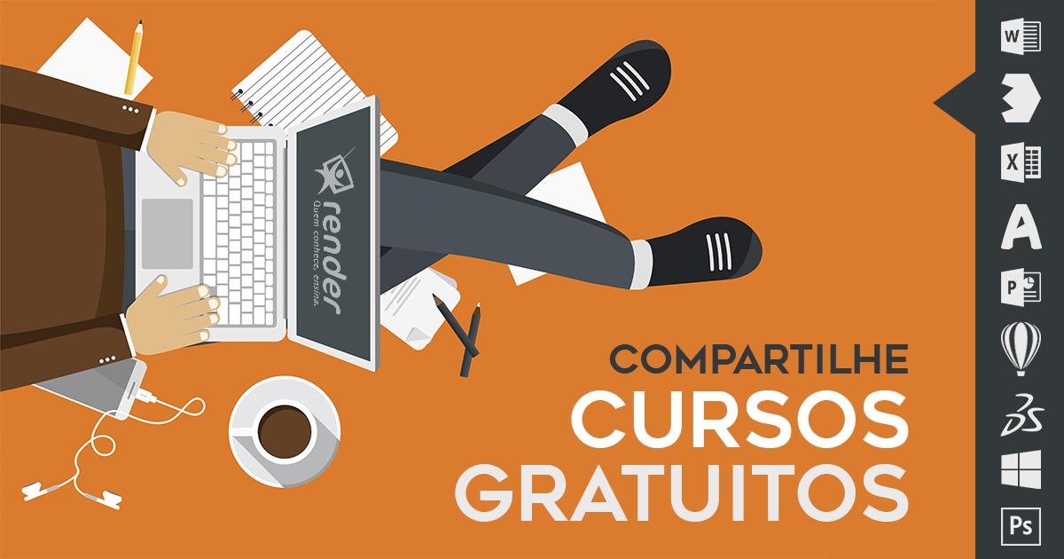 Compartihe Cursos Gratuitos